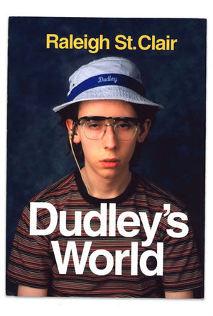 Dudley's World enamel pin