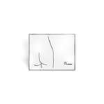 Picasso Drawing enamel pin
