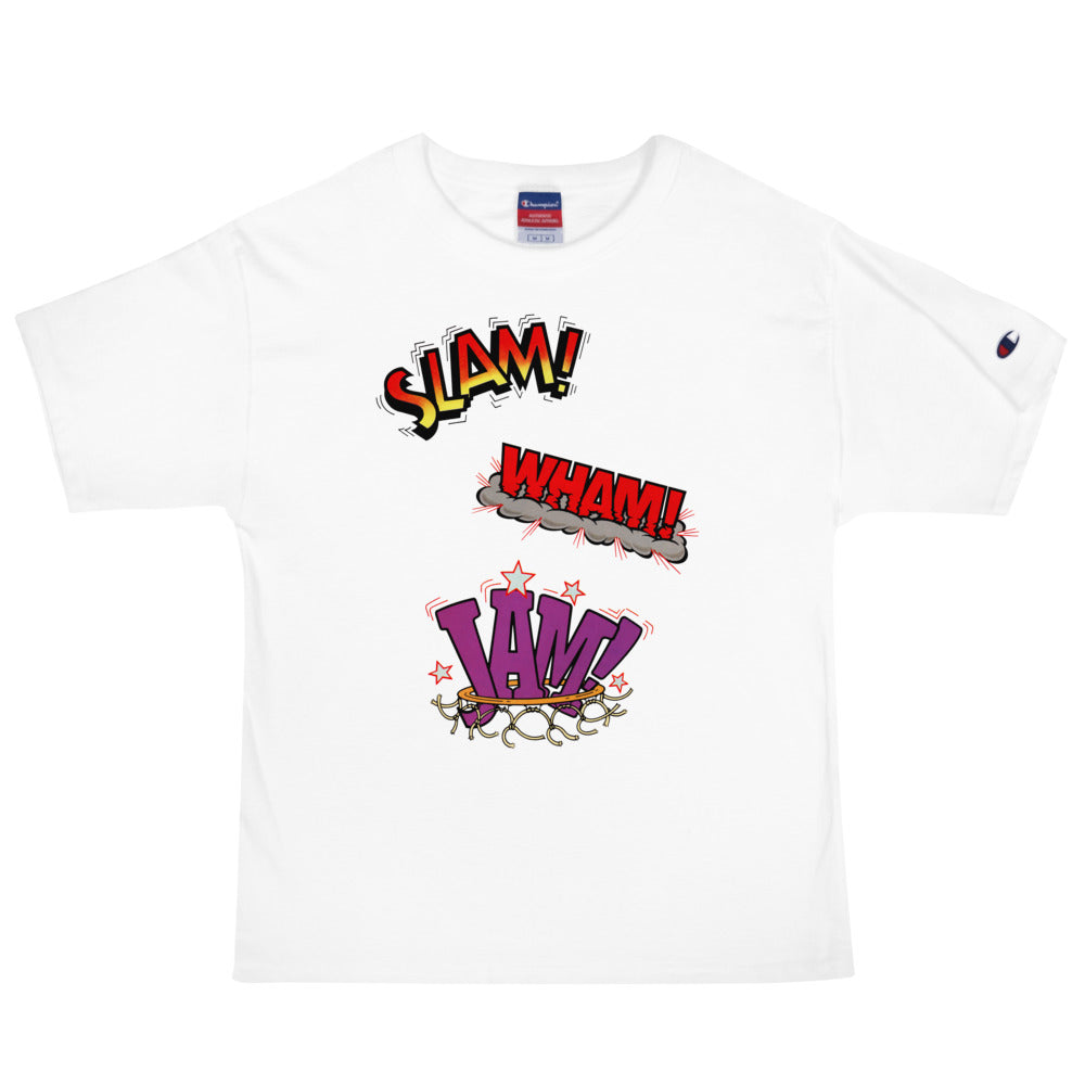 SLAM WHAM JAM CHAMPION® T-Shirt