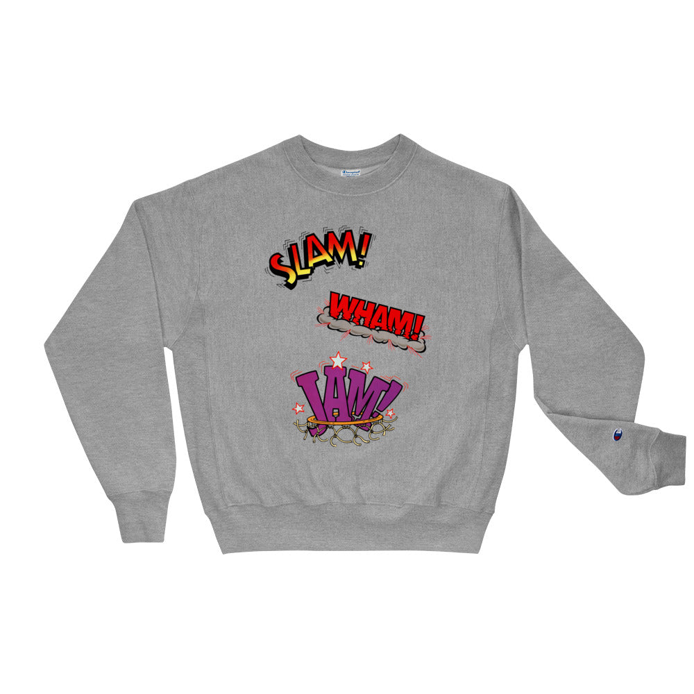 SLAM WHAM JAM CHAMPION® Sweatshirt