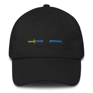 Sword Embroidered Hat