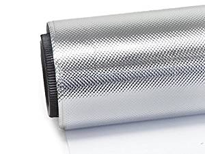 Diamond Reflective Roll (Silver White)