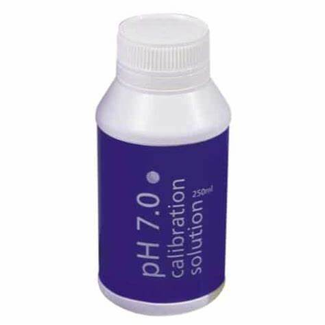Blue Lab PH 7 Calibration Solution
