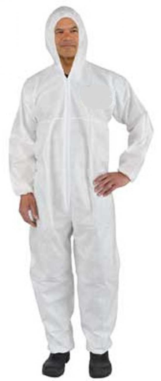 4 x Clean Room Body Suit-Accessories
