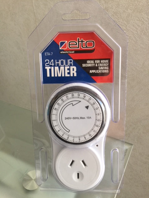 Analogue Timer-Accessories