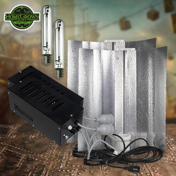 2 x 400w Complete Ballast Package