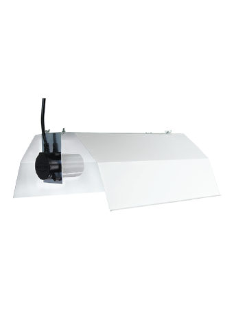 White Large Batwing Reflector