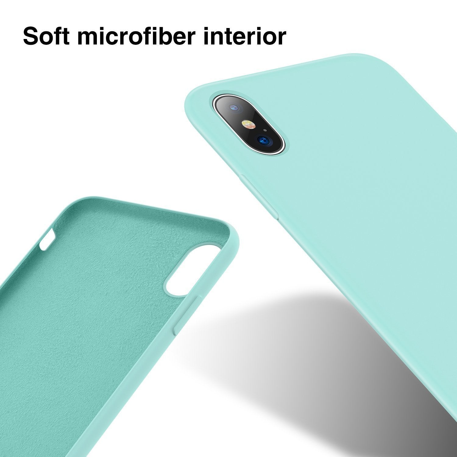 Mint Liquid Silicone
