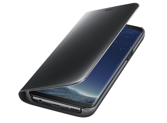 Galaxy S8 S-View Flip Cover with Kickstand