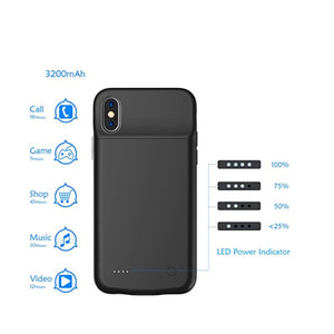 iPhone X/ XS -  Battery Case