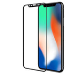 iPhone X Tempered Glass (Pack of 2)