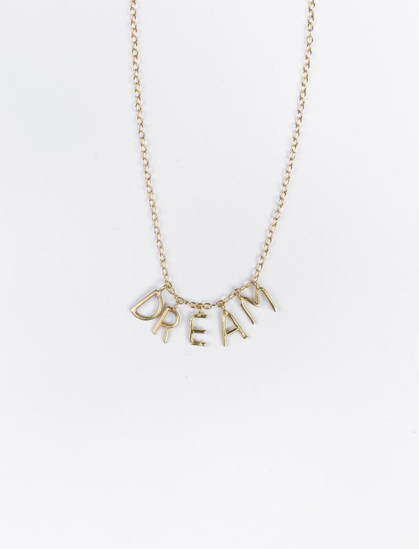 Our Favorite DREAM Necklace