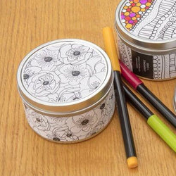 The Doodler's Candle