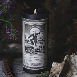 CLOSEOUT - Absinthe Ritual Candle