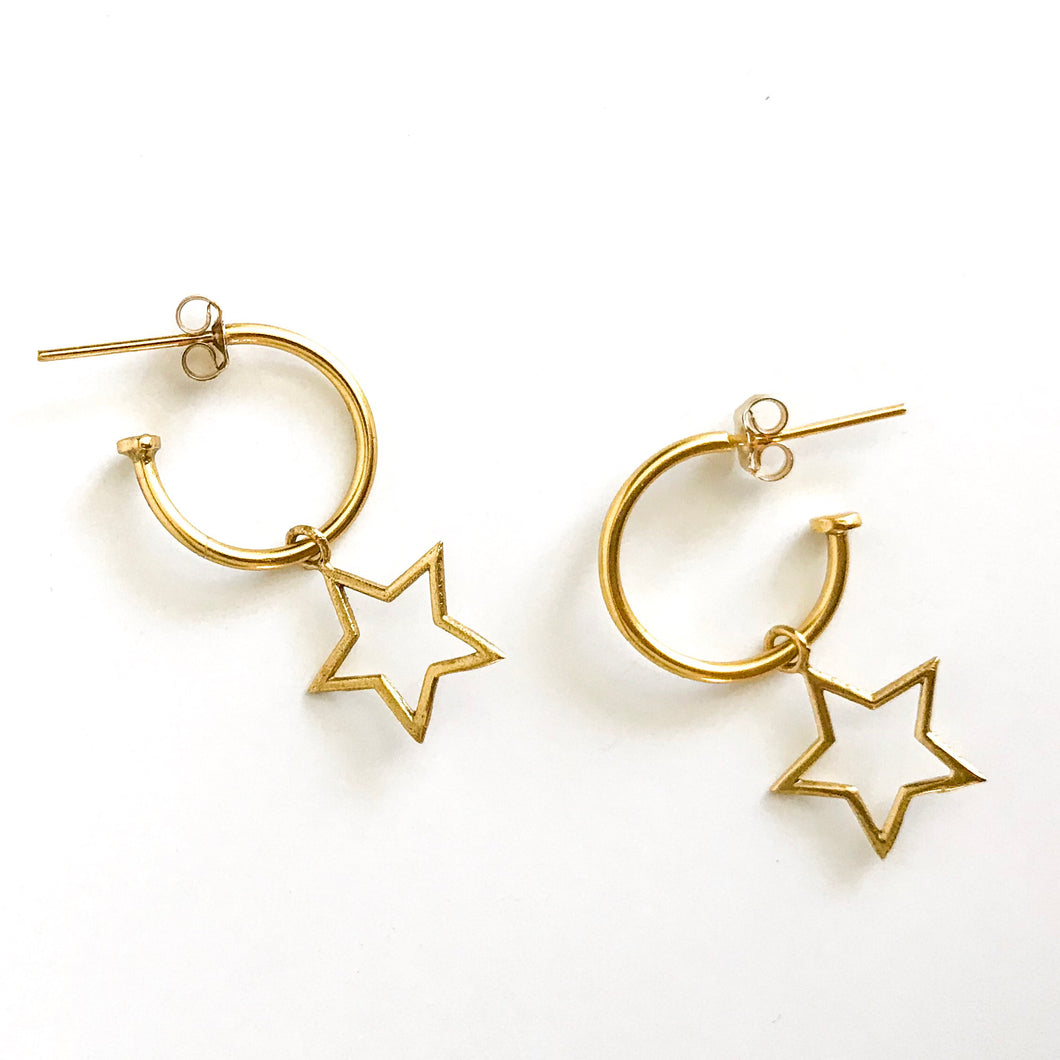 You're a Star Earrings