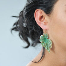 Begonia Earrings