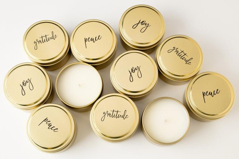 Signs of Affection Candles