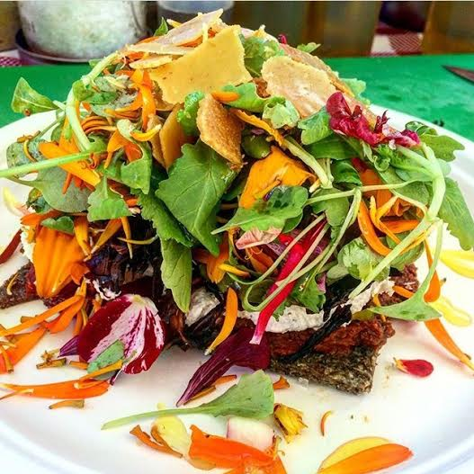 Chalk Hill Cookery's Weekly Plant-Based Meal Pick Up Service