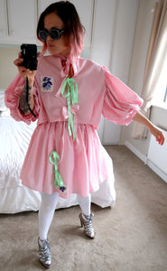 The Bubblegum Puff Co-ord