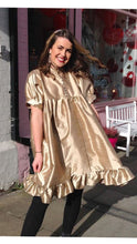 Gold Princess Dress