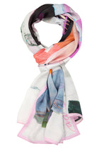 Pastel Painted Scarf ~ SS19