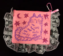 As The Sun Sets HandMade Clutchbag