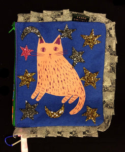 I Feel Alone When We're Apart HandMade ClutchBag
