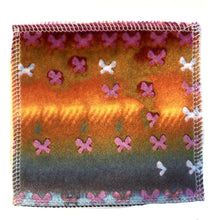 Butterfly Sunset Velvet Patch ~ Medium