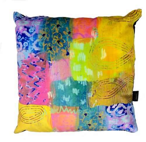 Irish Medium Velvet Cushion