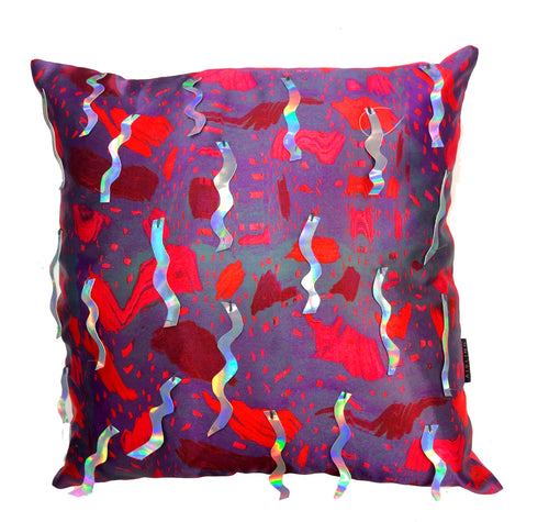 ZigZag Small Cushion