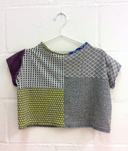 Patchwork Crop Top
