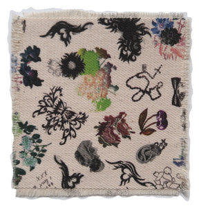 Confetti Frayed Patch ~ Medium