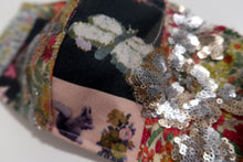Handmade Butterfly Cake, Squirrel & Sequin Florals ~ M/L