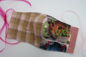 Love Kitty & Flannel ~ S/M
