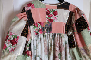 Patchwork Dream Dress ~ Valentines Drop