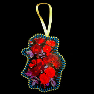 Handmade Vintage Floral Decoration