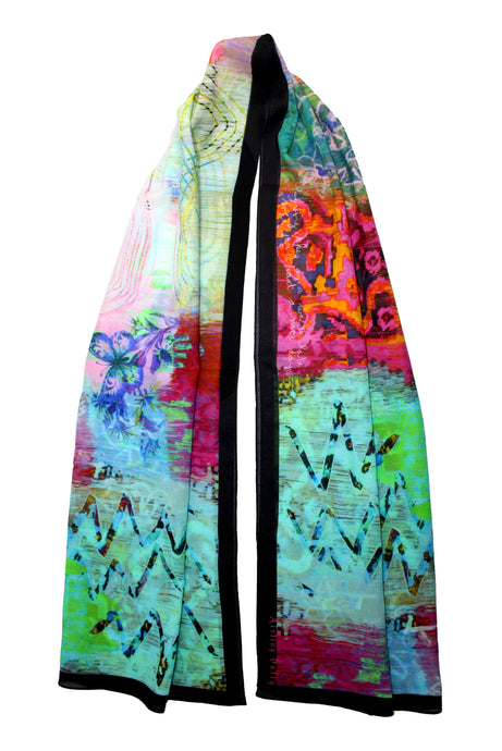 Lorcan Avenue ~ Oversized Long Scarf