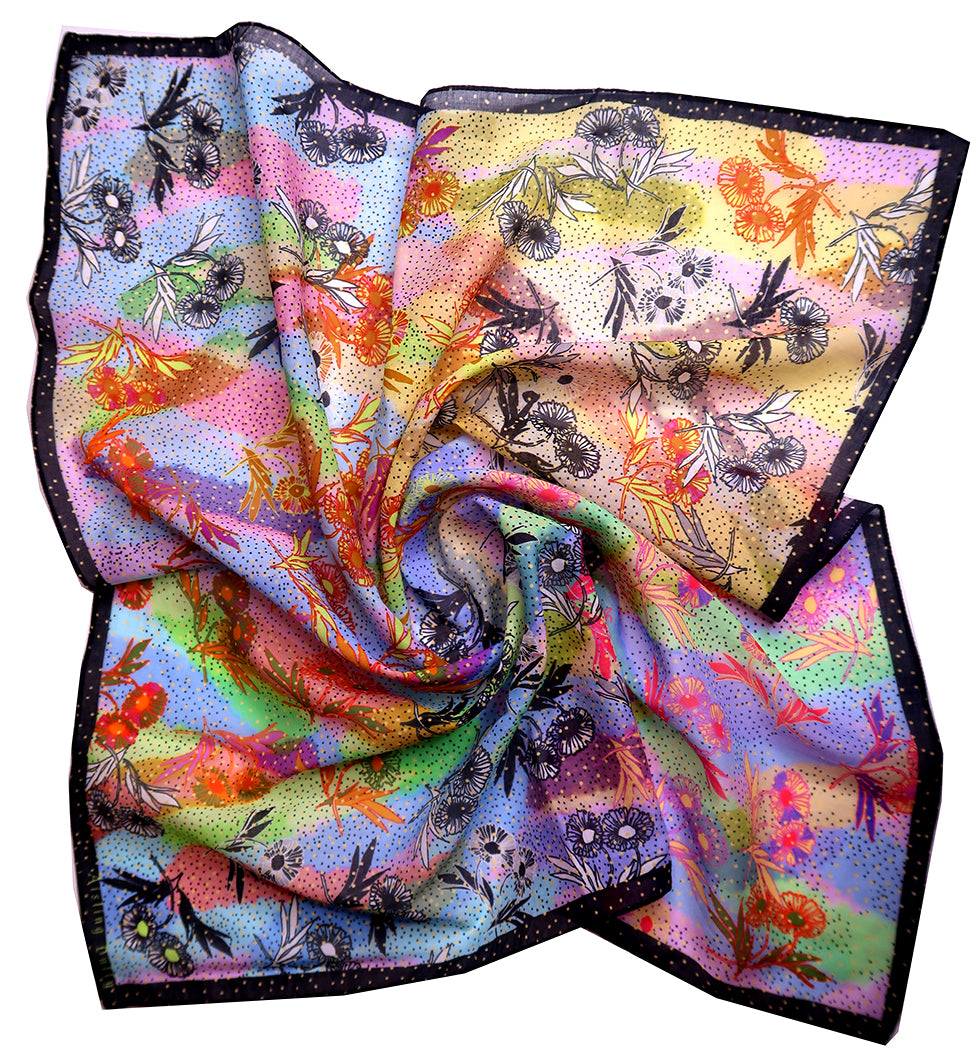 Bloomsday ~ Neck Scarf