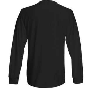 An Irish Garden Black Long Sleeve