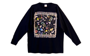 Confetti Crystal Long Sleeve