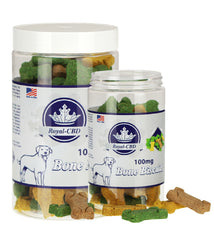 Pet Treats Bones 100mg