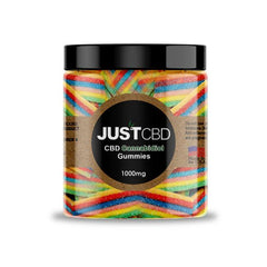 CBD Rainbow Ribbon 1000mg Jar