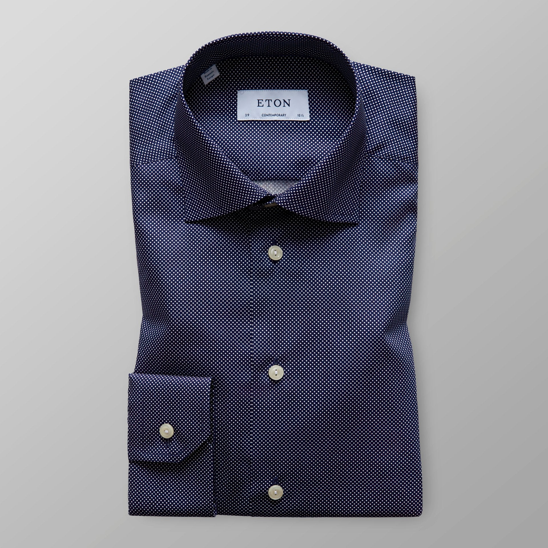 Eton Signature Dots Shirt