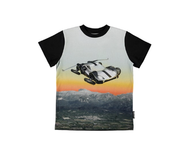 Molo - Knit Road T-shirt - Hover car