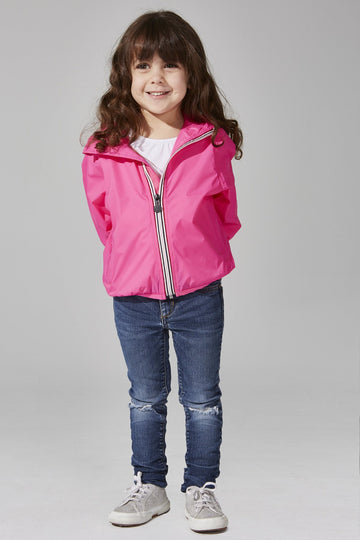 Sam Zip Front Jacket - Pink