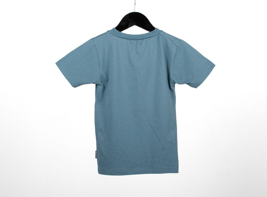 WLKN - Junior Premium Tee - Slate Blue