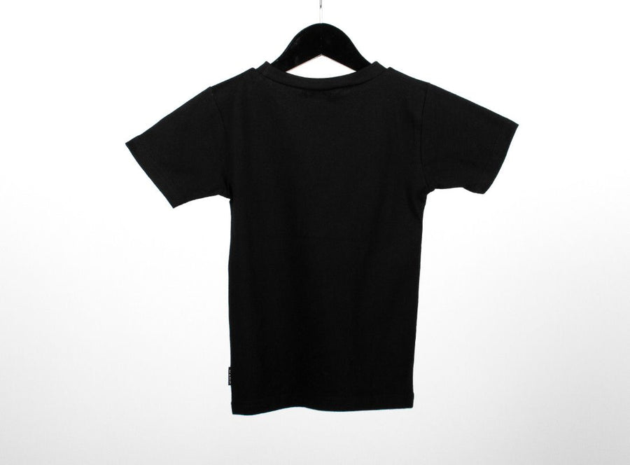 WLKN - Junior Building Logo T-Shirt - Black