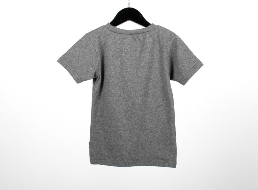 WLKN - Junior Building Logo tee shirt - Charcoal Heather