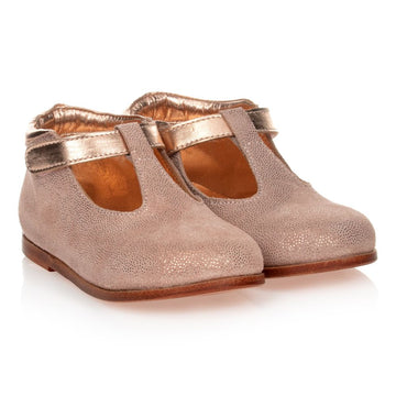 Carrement Beau - Pink Shimmer Shoes