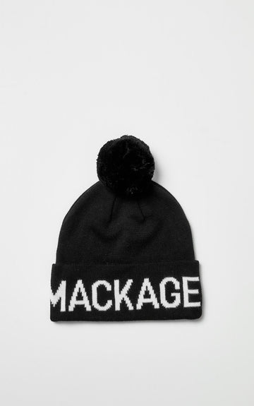 Mackage - Merino knit hat (black)
